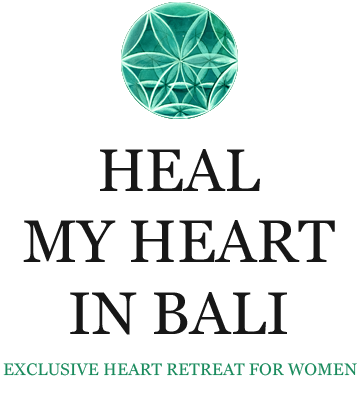 Heal My Heart In Bali Retina Logo